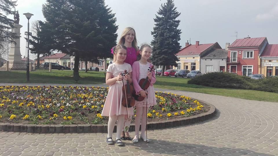 Madzia, Oliwia i Zosia